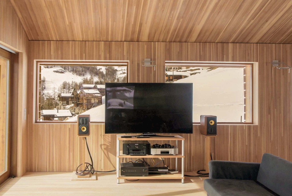 Heimkino-Audioanlage, TV 65-Zoll
