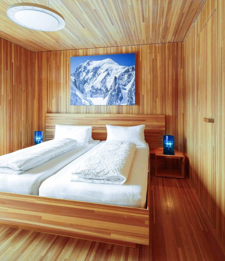 Schlafzimmer BLAU (Eltern)