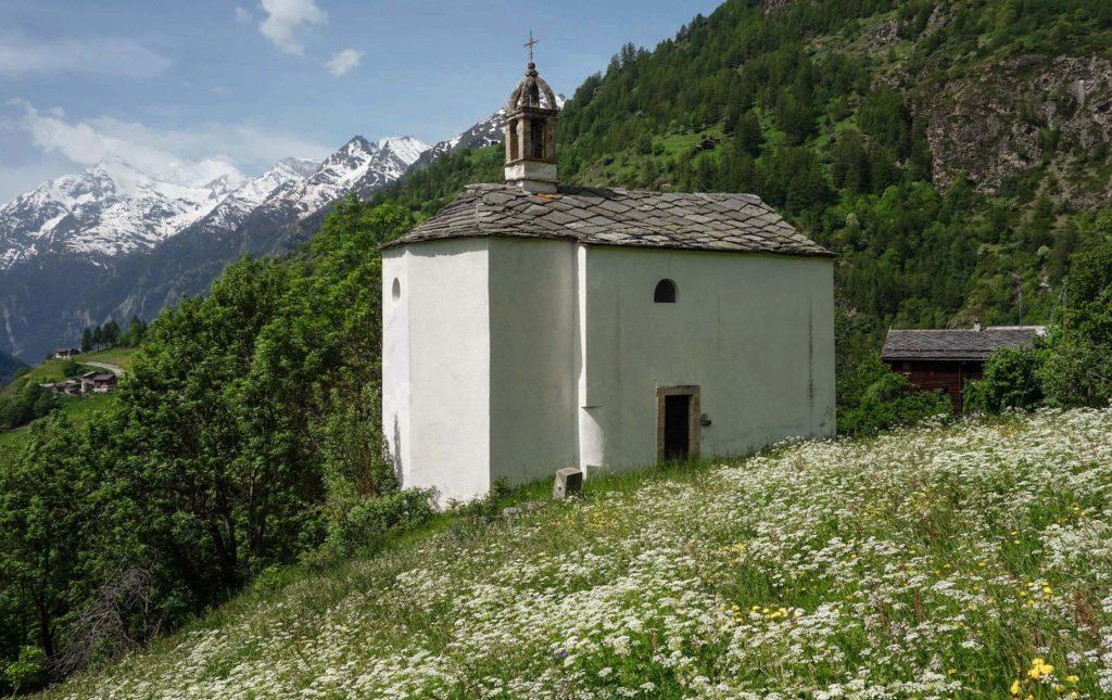 Kapelle im Weiler 'Feld'